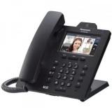 Telefon SIP Panasonic Alb/Negru