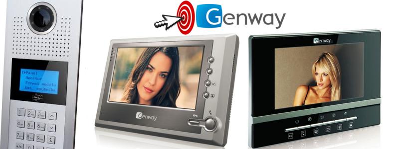 Configurator Sistem de Videointerfonie Bloc Genway
