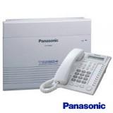 Pachet centrala telefonica analogica Panasonic si telefon proprietar