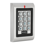 Controler stand-alone IP66 exterior PIN si card antivandal cu 2 relee