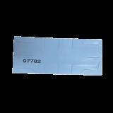 Eticheta UHF - lipire parbriz
