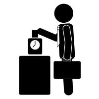 Software Pontaj Romana - export in PPT si Excel - suporta Schimb de Noapte - Timp Lucru + Timp Pauza = Timp Total, Rapoarte Individuale, Cumulative, Zilnice, Periodice, Lunare
