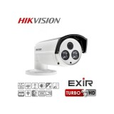 Camera Bullet Exterior Turbo HD 720p IR 80m Lentila 3.6mm Hikvision