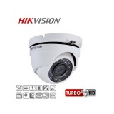 Camera Dome Exterior Turbo HD IR 20m 1080p Lentila 2.8mm Hikvision f