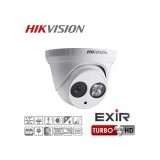 Camera Dome Full HD HDTVI 1080p IR 40m Lentila 3.6mm Hikvision