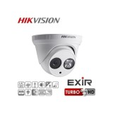 Camera Dome Exterior Turbo HD 720p IR 40m Lentila 3.6mm Hikvision