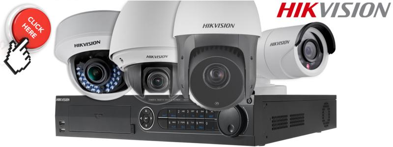 Configurator Camere Supraveghere Video Hikvision 5 Megapixeli
