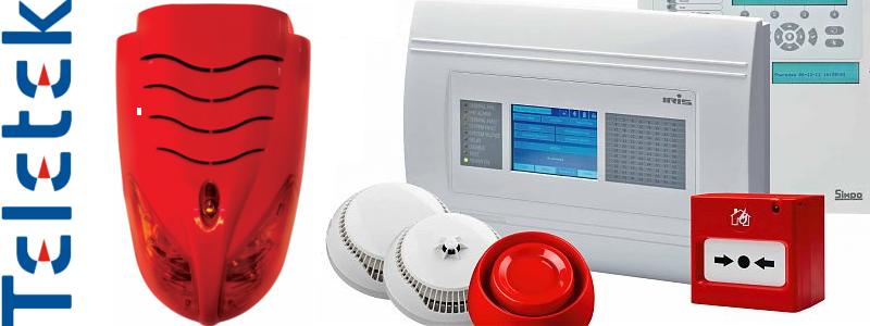 Configurator Sistem Alarma Incendiu Adresabil Teletek